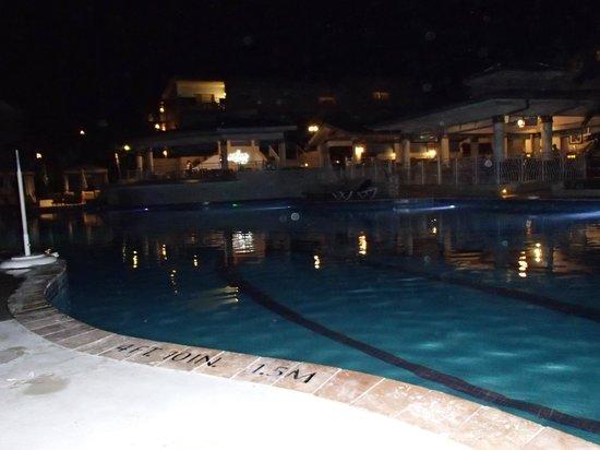 Beaches Ocho Rios Resort & Golf Club:                   Night time