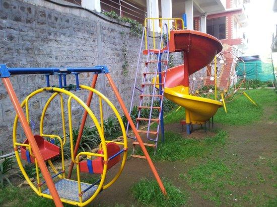 Fairstay Holiday Resort: Play Area
