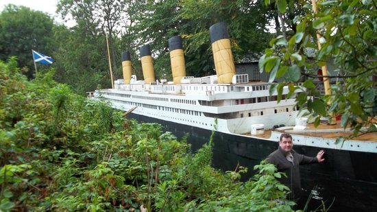 Ship Space: The Titanic at Inverness
