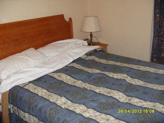 Victor Hotel London Victoria: letto