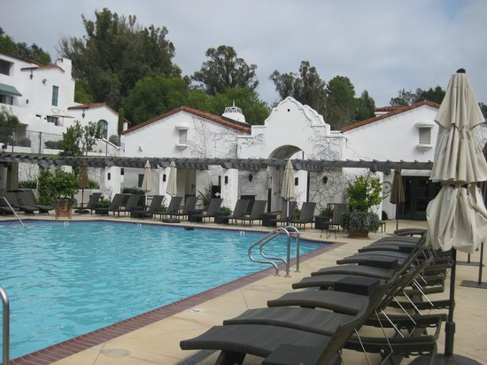Ojai Valley Inn & Spa: Herb Garden pool