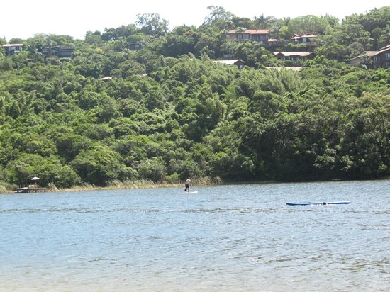 Praia do Rosa : Lagoa do Meio