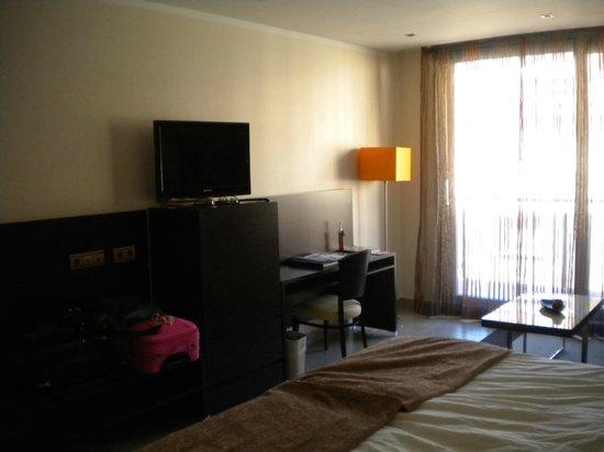 Gran Hotel Sol y Mar: habitacion