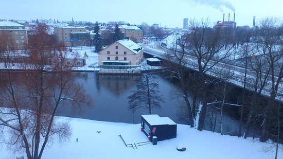 Scandic Linkoping City: View from room #511