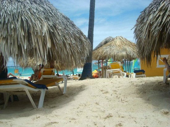 إيبيروستار بونتا كانا أول إنكلوسيف:                   Beach                 