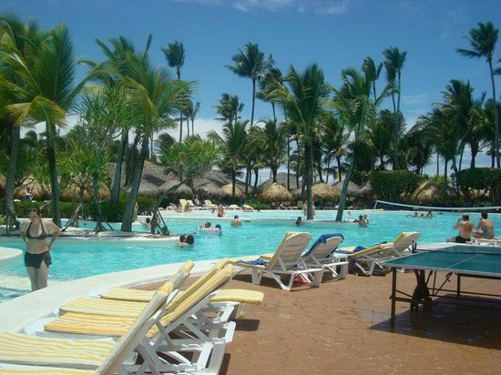 Iberostar Punta Cana:                   Pool
