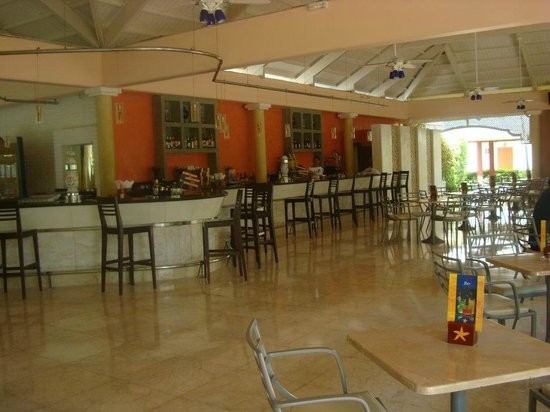 Iberostar Punta Cana:                   One of the bars