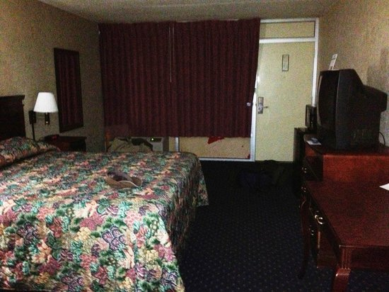 Econo Lodge : Room