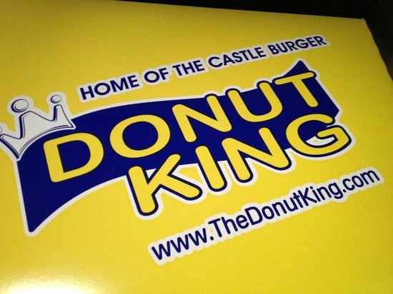 Castle Burgers Picture Of Donut King Minneola