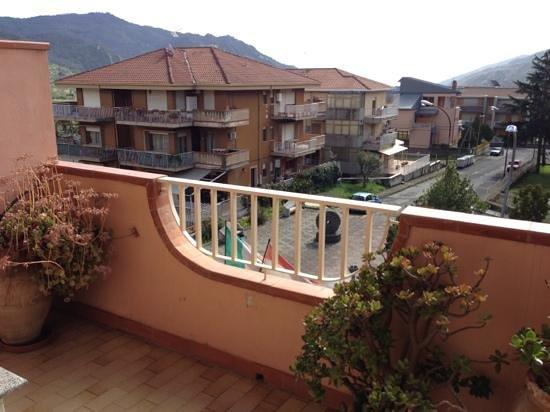 D'Orange D'Alcantara: vue de la chambre