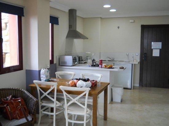 Apartamentos Manilva Green: Lounge/Dining