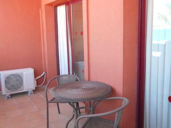 Apartamentos Manilva Green: Terrace