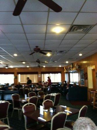 Marionville, MO:                                     interior