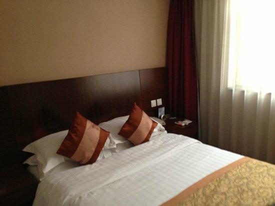 โรงแรมชาทัน: Room 202