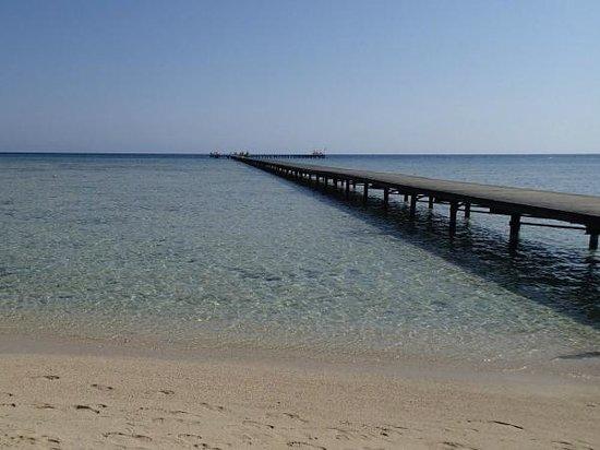 Three Corners Fayrouz Plaza Beach Resort:                   Jetty