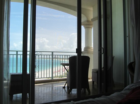 Seven Stars Resort & Spa: View from laying in the bed, paradise!