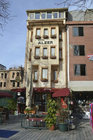 Alzer Hotel: Hotel Alzer - Istanbul - Turquia