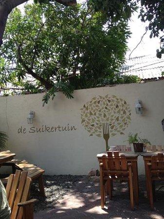 De Suikertuin: charming garden