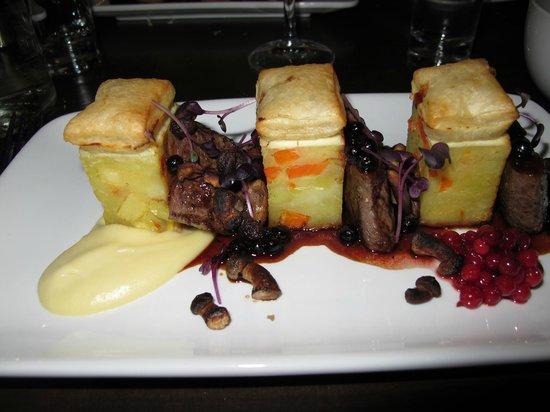 Camp Ripan Kitchen: Renfillet - Reindeer steak