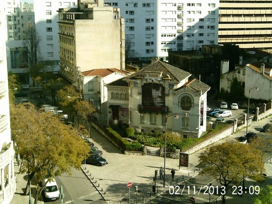 Zenit Lisboa: View from the Sixth Floor