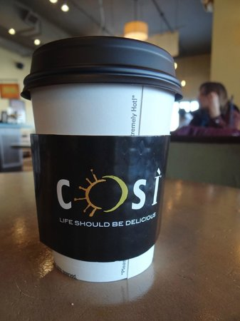 Cosi: Coffee glass