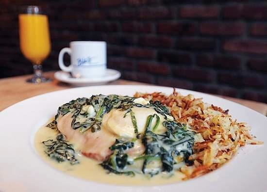 Green Eggs & Ham at Blu's Restaurant, now in East Vail!