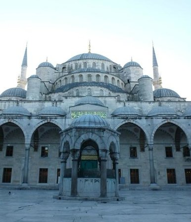 Nomade Hotel: Blue Mosque