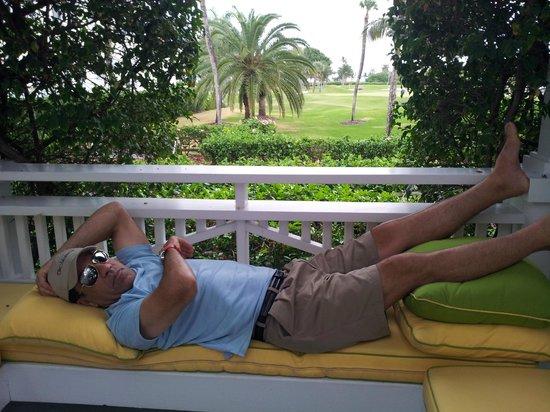 Gasparilla Inn & Club: lounge