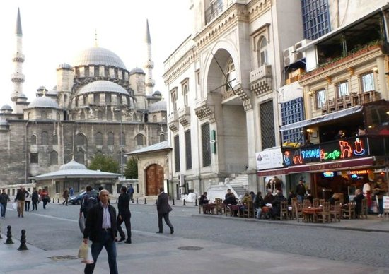 Sultanahmet District: Street of Istanbul