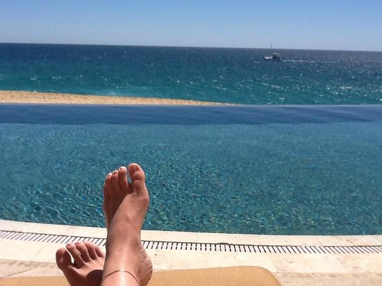 Grand Solmar Land's End Resort & Spa: At the infinity pool