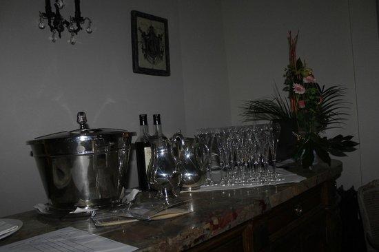 Le Cheval Blanc : Bar