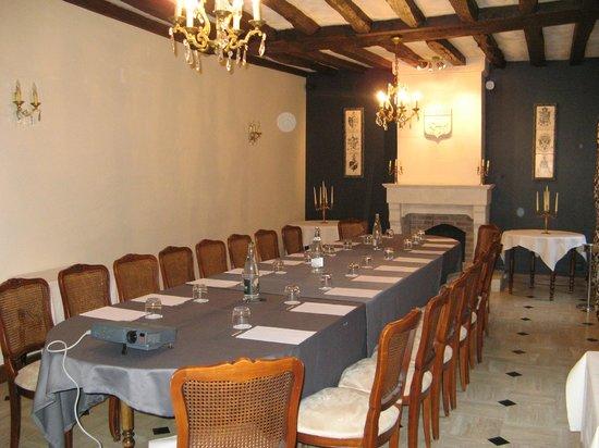 Le Cheval Blanc : Salle de Réunion