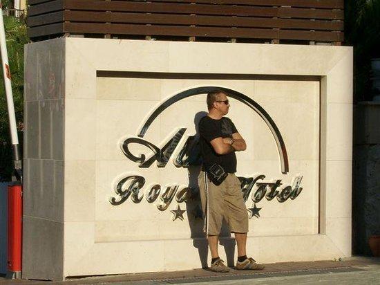 Alba Royal Hotel: vakantie 2012