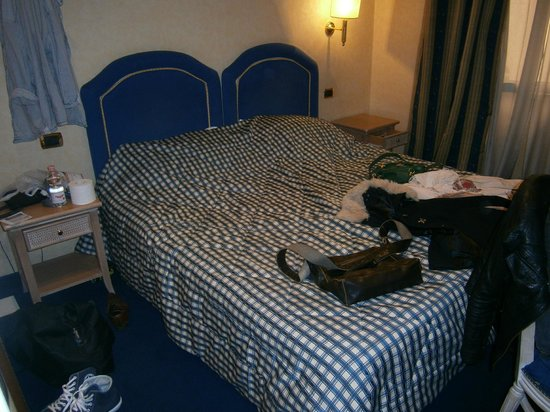 Valle Hotel: bedroom