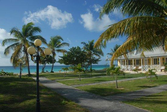 Anguilla Great House Beach Resort: AGH path to beach