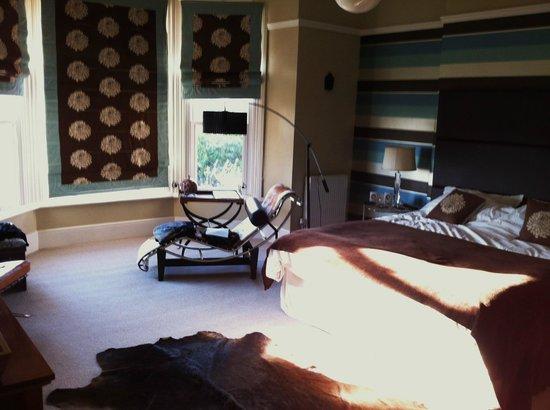 Westwood: Room 1 - master bedroom suite.