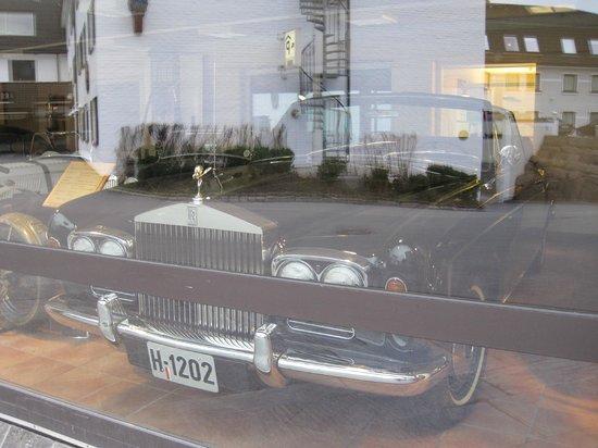 Holmen Fjordhotell: ein Oldtimer - aber warum steht er da?