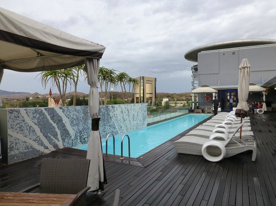 Hilton Windhoek: Roof Pool