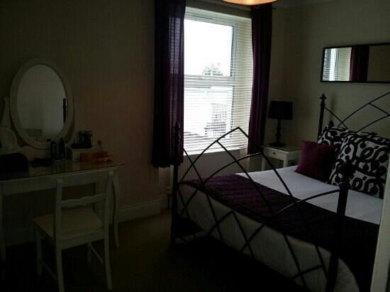 Camelia Hotel : bedroom room D