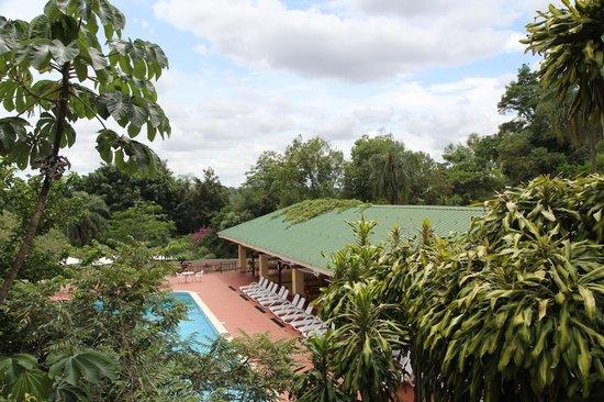 Raices Esturion Hotel: Goed onderhouden zwembad
