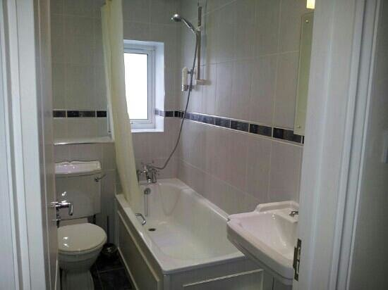 Camelia Hotel : roomD bathroom