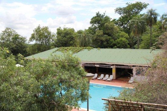 Raices Esturion Hotel: Zwembad
