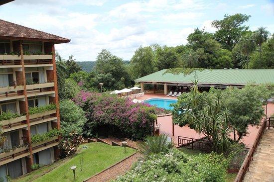 Raices Esturion Hotel: Het zicht vanaf de relax omgeving