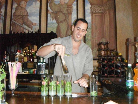 Los Frailes Boutique Hotel Havana :                   El mejor Mojito