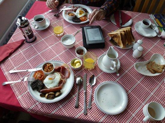 Lynden Heights: delicious fresh breakfast