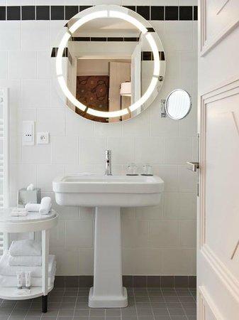 Hotel Carlton Lyon - MGallery Collection: salle de bains