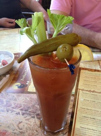 Another Broken Egg Cafe: Bloody Mary