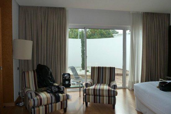 Barcelo Sevilla Renacimiento: chambre /suite