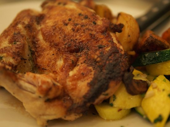 Lalla Grill: organic chicken