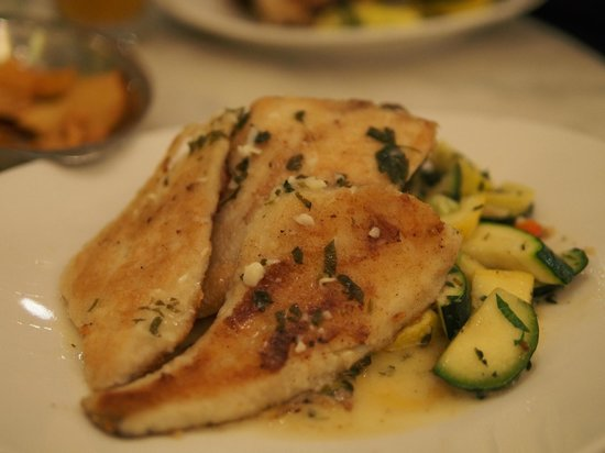 Lalla Grill : sand dabs (fish)